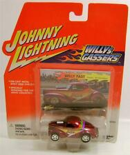 1933 '33 WILLYS WILLY FAST WILLYS GASSERS JL JOHNNY LIGHTNING DIECAST!