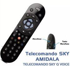 Telecomando Sky Q Black voice