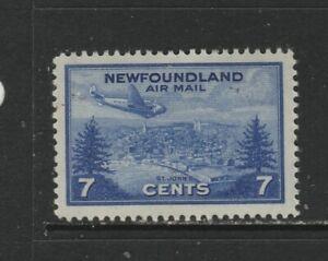 NEWFOUNDLAND #C19 AIRMAIL  MINT  NH