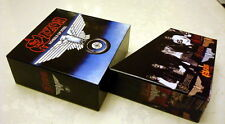 Saxon Wheels of Steel PROMO EMPTY BOX for jewel case, japan mini lp cd