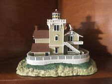 East Brother Light Station Danbury Mint 1993 Historic American Lighthouses