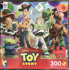 Disney / Pixar Toy Story Puzzle 300 Pieces by Ceaco ~SEALED