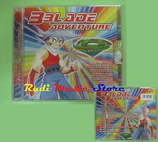 CD BBLADE ADVENTURE compilation SIGILLATO COVER VERSION (C23)
