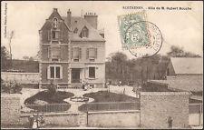 ROSTRENEN (22) - Villa de M. Hubert Bouche