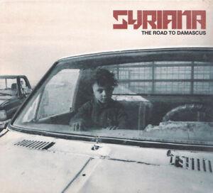 SYRIANA The Road To Damascus UK Press Real World CDRW176 2010 CD NEW