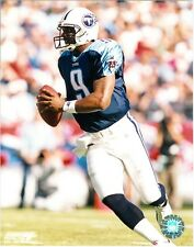 8 x 10 Color Glossy Photo: Steve McNair Tennessee Titans #1