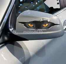 Funny Peeking Monster Scary Eyes For Car/Bumper/Window Vinyl Decal Sticker CA