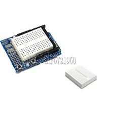 Prototype Shield ProtoShield for Arduino+2pcs Mini Breadboard 170 Tie-points