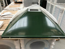 Baumatic QF9.GR 90cm Green Classic Style Curved Chimney Hood