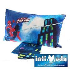 Lenzuola Copriletto Stampa Digitale Caleffi Marvel Spiderman 100% puro cotone