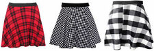 Unbranded Polyester Casual Regular Size Skirts for Women
