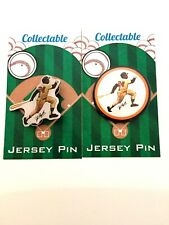 San Francisco Giants Willie Mays jersey lapel pin & Classic pin-Collectibles