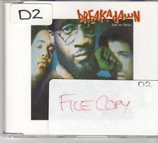 (EW154) De La Soul, Breakadawn - 1993 CD