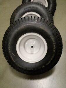 "MTD 20"" Rear Wheel for Riding Lawn Mower 634-0104 Tractor Wheel 037049935116"