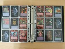 300 CARDS FULL COMMON + UNCOMMON set INWO Illuminati GERMAN Games new BINDER
