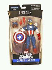 Capitán América Guerra Civil MARVEL LEYENDA Capitán América 15.2cm FIGURA