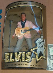 1993 Hasbro Elvis Presley Teen Idol Collector Edition Commemorative Barbie Doll