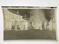 1920s photo Negative, Rural Market/business scene, New York area