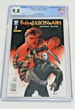 Freddy vs. Jason vs. Ash #3 D.C./Wildstorm-Dynamite 2/08 CGC Graded 9.8 NM/MT