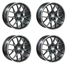 4 BBS Felgen CH-R 8,5x19 ET32 9,5x19 ET35 5x112 SWM für Audi A4 A5 A6 A7 S4 S5 S