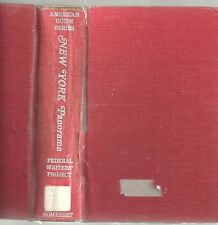 New York Panorama A Comprehensive View of the Metropolis 1976 Hardcover