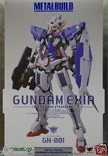 Used Bandai Mobile Suit Gundam OO METAL BUILD Exia & Exia Repair III