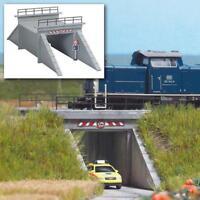 BNIB N BUSCH 8150 ROAD UNDERPASS KIT - BRIDGE - CONCRETE