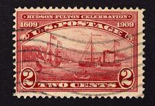 US 1909 Used Scott #372 Hudson-Fulton Celebration!