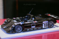 BMW V12LM 98 N°18 Price Racing/Bscher 5° 24H MANS 99 VERY RAR Minichamps1:43