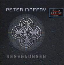 Peter Maffay- Begegnungen (Buch und CD)   NEU+VERSCHWEISST-SEALED!