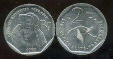2 FRANCS  GUYNEMER  1997     ( bis )