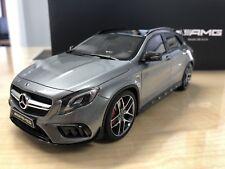 Mercedes Benz, GLA 45 AMG, mountaingrau, Limited Edition 450stk, Neuheit Nov.18