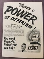 Shell Advertisement - Australia  - 1950s