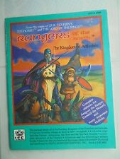 rangers of the north MERP adventure middle-earth RPG roleplaying module