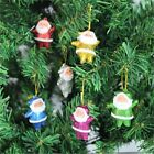 Christmas Xmas Santa Claus Ornaments Festival Party Tree Hanging Decoration Gift