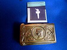PERRY & CO JUBILEE BOX 1837 - 1887 QUEEN VICTORIA VESTA CASE MATCH SAFE STRIKER