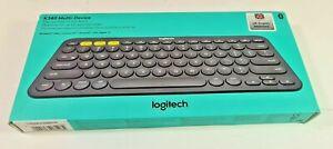 LOGITECH K380 Wireless Keyboard - Dark Grey - !!! BRAND NEW AND SEALED !!!