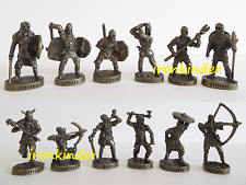 Viking hiking Jubilee set Metal Toy collection soldier 40mm