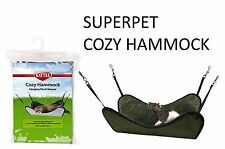 SUPER PET KAYTEE COZY CAGE HAMMOCK SMALL ANIMAL CHINCHILLA FERRET PET RAT 62131