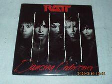 Dancing Undercover By Ratt (Vinyl 1986 Atlantic) Original Record Album