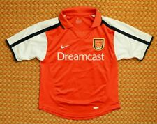 2000 - 2002 Arsenal, Home Shirt by Nike, Boys Medium, 140-152