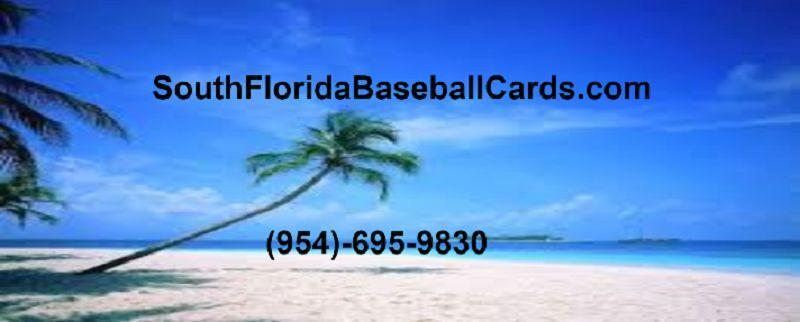 SouthFloridaBaseballCards.com