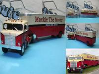 Truck camión camion  Kenworth Bull Nose  USA 1993-2003  Ixo/Altaya 1:43