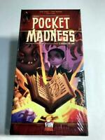 Pocket Madness Card Game - NEW Sealed FunForge Games - Cthulhu Mythos Family Fun