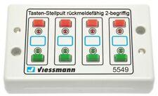 5549 Viessmann Déclencheurs Pad Universel Retroazione 2 facettes