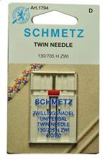 Schmetz Sewing Machine Twin Needle 1794