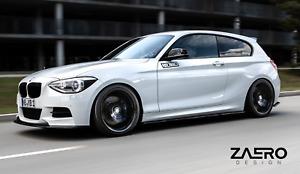 Frontspoiler für BMW 1er F20 | F21 118i 120i 125i M135i Lippe Schwert INKL ABE