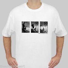 ELLIOTT ERWITT HAND-SIGNED 'Afghan Hound Triptych, 1990' T-Shirt L Ltd Ed #25/60