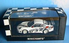 PORSCHE 911 GT3 RSR PRESENTATION 2003 MINICHAMPS # 400036400 1/43 WHITE BLANC