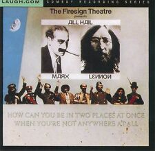 FIRESIGN THEATRE - HOW CAN YOU BE IN TWO PLACES-NEW CD